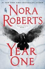 Year One BK. 1 by Nora Roberts (2017, Hardcover)