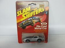 Vintage 1982 Ideal Slam Shifters Corvette Silver