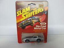 Vintage 1982 Ideal Slam Shifters Corvette Silver