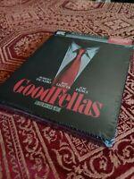 GoodFellas 4K Ultra HD & Blu-Ray DVD Collectible SteelBook 3-Disc Set SEALED NEW