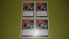 Ambition's Cost x4 - Eighth Edition - Magic the Gathering MTG 4x Playset