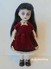Living Dead Doll Clothes Velvet Baby-Doll Dress handmade Fashion NO DOLL d4e