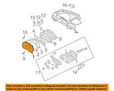 SUBARU OEM 04-07 Impreza Dash Gauge Speedometer-Cluster Lens 85075FE000