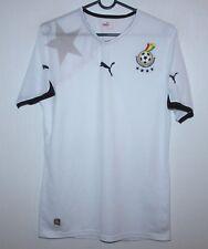 Ghana National Team home shirt 10/11 Puma size S