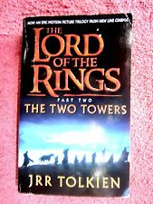 THE LORD OF THE RINGS   PART TWO  THE  TWO  TOWERS   JRRR TOLKIEN P/B