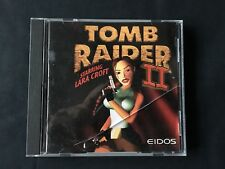 Tomb Raider II Starring Lara Croft (PC, 1999) COMPLETE PREOWNED CD-ROM SOFTWARE