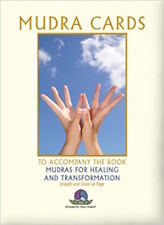 Mudra Cards for Healing and Transformation by Joseph & Lilian Page IYT NEW