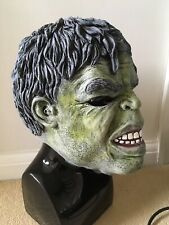 Horror Halloween Incredible Hulk latex mask