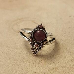 Vortex Ring, Goth,Gothic,Boho,Bohemian,Witch,Statement