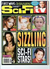 WoW! Sci-Fi Tv #6 Smart House! Sizzling Sci-Fi Stars/Buffy/Xena/Voyager/ Crusade!