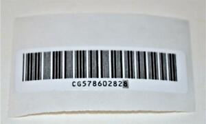 LABEL ONLY REPLACEMENT BAR CODE STICKER SERIAL NUMBER NINTENDO GAMEBOY COLOR