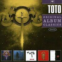 Toto - Original Album Classics [CD]