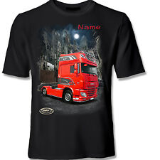 DAF SPACE CAP XF TRUCK LKW Tuning T Shirt Shirt T-Shirt original YOUTEX