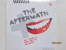 The Aftermath - All i Want is for you to be happy CD SINGLE Digipak Sealed