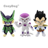Dragon Ball Z Plush Toy Animation Frieza Cell Vegeta Soft Stuffed Plushies Dolls