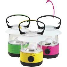 2 NEW Dorcy 4-LED Mini Lantern/Flashlight 40-Lumen Table/Tent Light