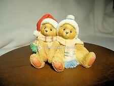 Cherished Teddies Jamie and Ashley 1996 Retired Nib