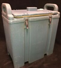 Cambro Blue Insulated Soupbeverage Carrier 350lcd 338 Gallon Capacity 1v