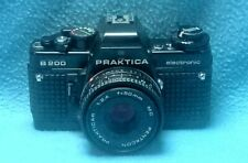 Praktica B-200 B 200 vintage analog camera