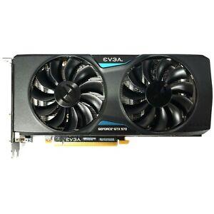 EVGA GeForce GTX 970 SC GAMING ACX 2.0 Superclocked 4GB GDDR5 Graphics Card