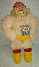 HULK HOGAN VTG 1991 Ace Novelty WWF Plush doll NWT