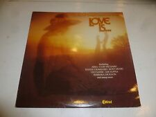 LOVE IS - The best of todays great love songs - 1981 UK 16-TRACK Vinyl LP