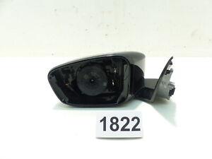 Original BMW 5er G30 G31 Exterior Mirror Heated Left Carbon Black (416) 7485225