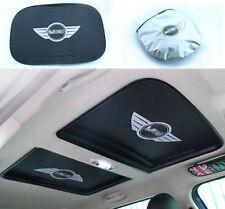 For Mini Car Sunroof Foldable Sun shade Roof sunscreen insulation Visor UV Block