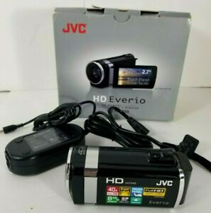 JVC Everio GZ-HM650 BU 8GB Full HD Memory Camera