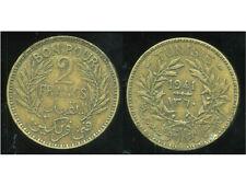 TUNISIE   2 francs  1941
