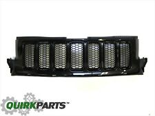 2011-2013 Jeep Grand Cherokee FRONT GRILLE BRILLIANT BLACK OEM NEW MOPAR GENUINE
