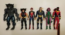 Marvel Legends Age of Apocalypse 7 figure lot