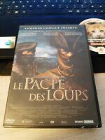 Le Pacte Des Loups - Édition Collector dvd Christophe Gans Avec  Samuel Le Bihan