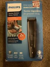 Philips BT5515/15 Beard Trimmer Series 5000 with Pro Dynamic Cutting Guide