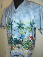 vintage Pipeline Hawaii Hemd shirt surf 90er jahre surfer 90s oldschool M (L)