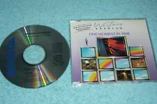 Whitney Houston Maxi-CD One Moment in time-German 3-Track CD-variazione a