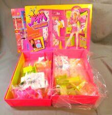 Jem Rock Backstager Dressing Room 1986 Nrfb Sealed Contents Hasbro