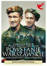 POWSTANIE WARSZAWSKIE DVD  POLISH POLSKI