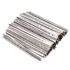 100Pcs Aluminum Foil Lock Pick Tools Locksmith Picking Tool Set