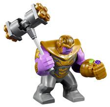LEGO Avengers Endgame 76131 - Thanos & Full Gauntlet GENUINE Minifigure Figure!