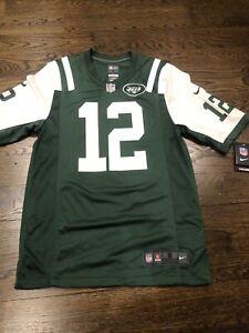 Nike New York Jets Joe Namath Jersey Msrp $100 468963-363 Small-XXL Authentic