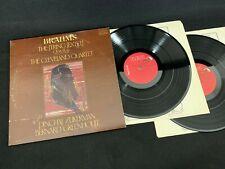 Zuckerman/Cleveland Quartet/Brahms: The String Sextets 2 LP 1981 RCA ARL2 4054