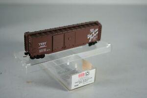 N 78090 Micro Trains MTL 50' Chicago Burlington & Quincy Box Car # CB&Q 48500