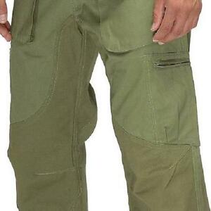 hillman summer trousers snype green stalking hunting fishing