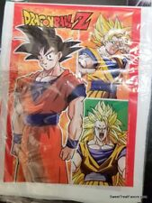 Dragon Ball Z Party 8 FAVOR BAGS Treats Supplies Loot Decoration Loot Asian Boy