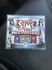 The SIMS: MEGA DELUXE (PC, 2004) HOUSE PARTY Livin' Large HOT DATE