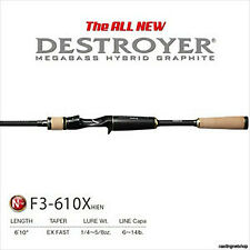 Megabass Destroyer F3-610 X Hayan From Japan