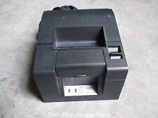 Fujitsu FP-1000 USB Serial Thermal Ticket Receipt POS Printer BLACK - INCL PSU