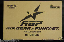 JAPAN Air Gear manga Limited edition 12 w/Pinky:St Ringo OOP