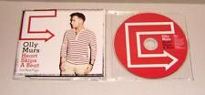 Maxi Single CD  Olly Murs - Heart Skips A Beat 2011  2 Tracks sehr guter Zustand